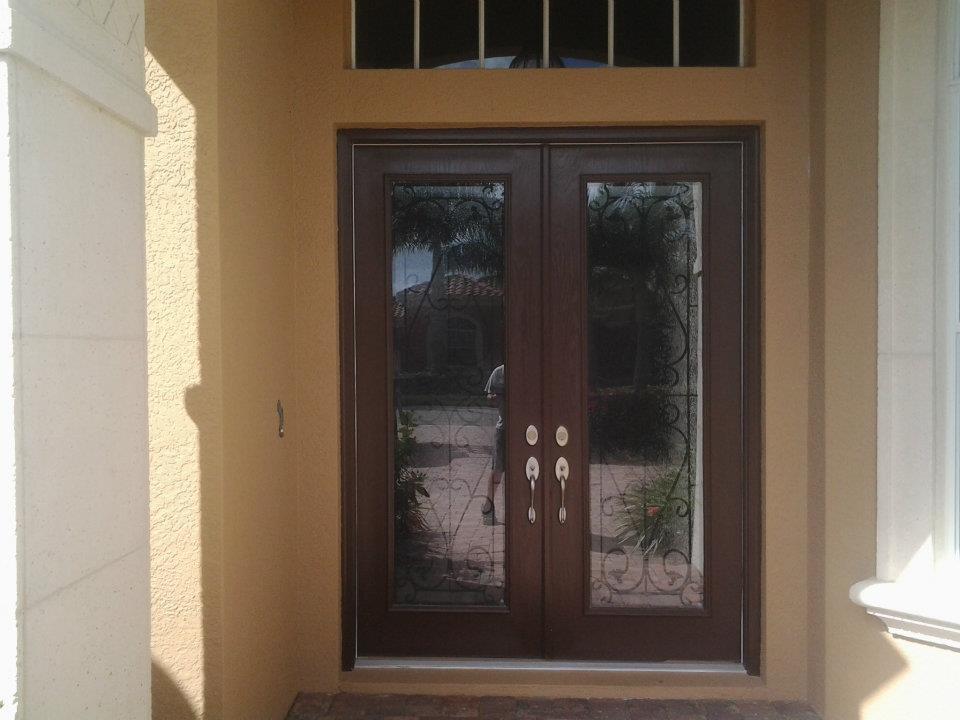 Front Door Glass Replacement